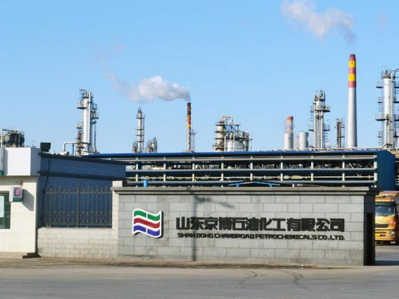 Shandong Jingbo Petrochemical solvent flash evaporation project